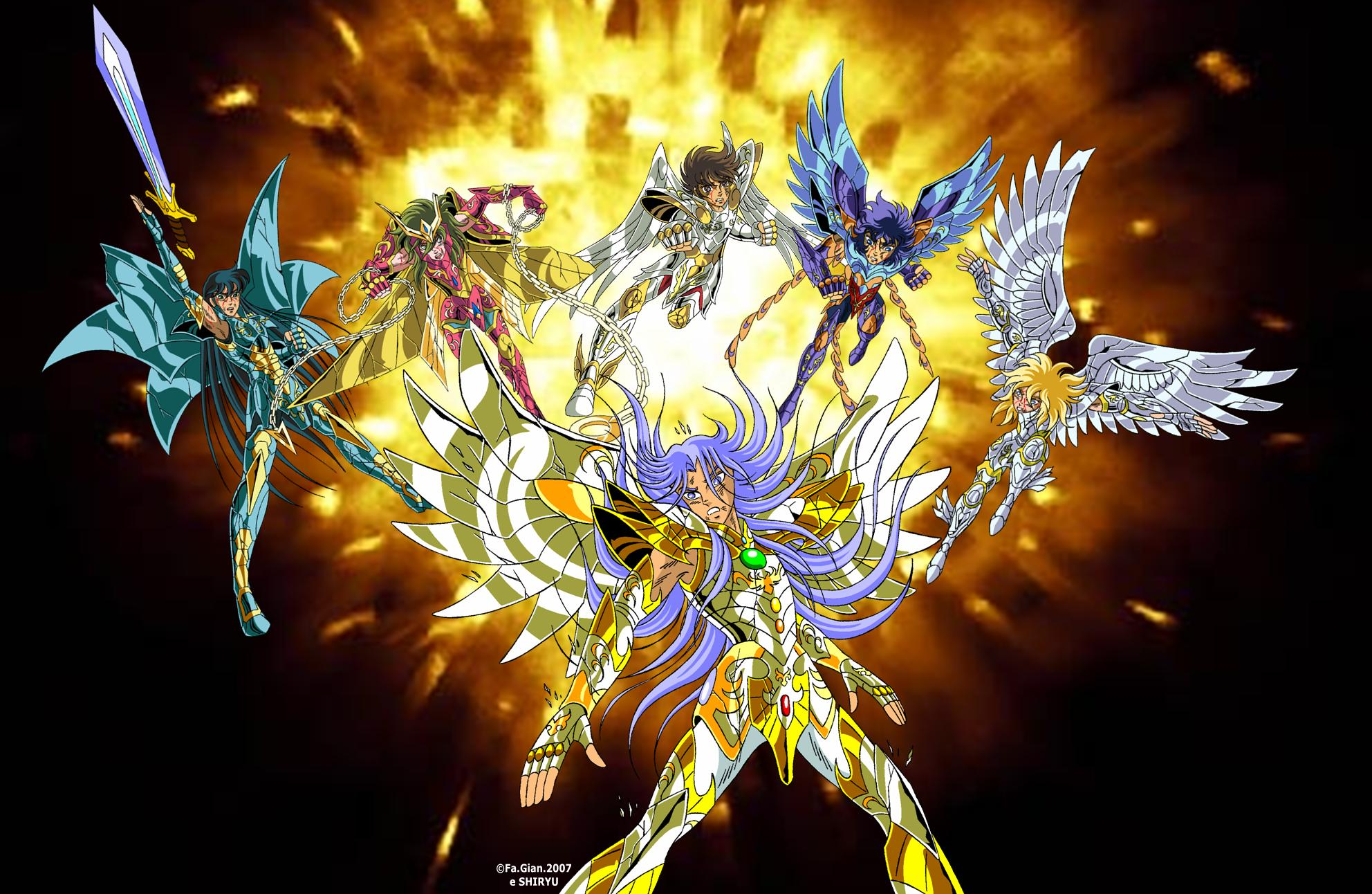 Gods | Fanfic characters | Fanarts by FaGian | Pharaon Website
